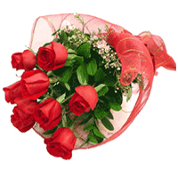 Send Red Roses Bouquet to Japan