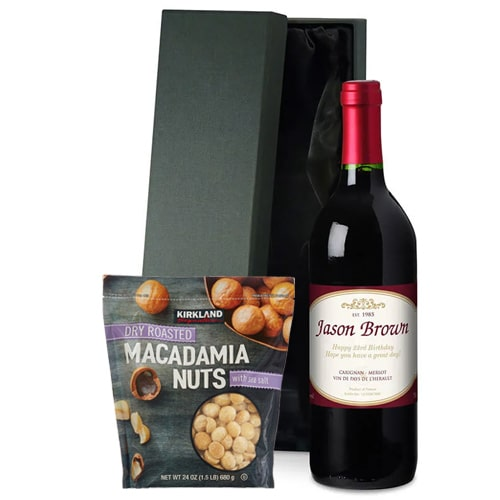 Entertaining Wine   Nuts
