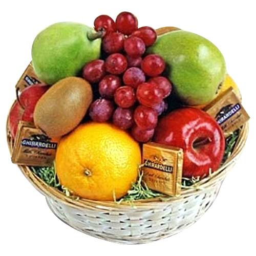 Fruit Basket to Japan