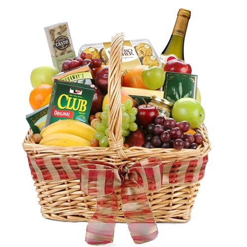 Send Fresh Fruits Hamper to Japan