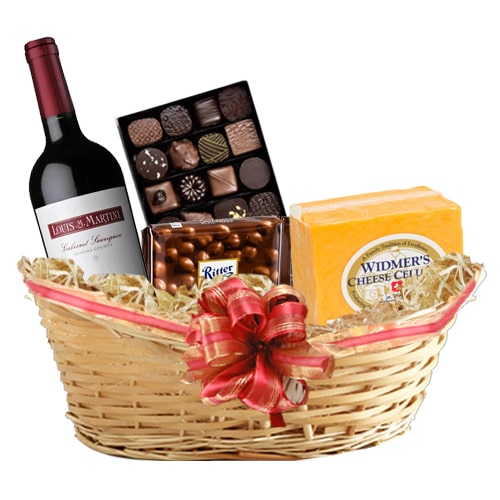French Wine, Cheese n Chocolate