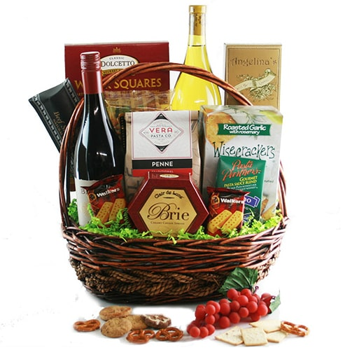 Wonderful French Wine Hamper