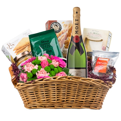 Gourmet Hampers to Japan
