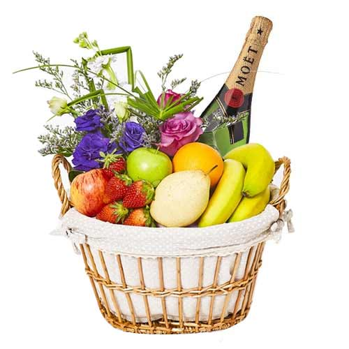 Fruits Hampers to Japan