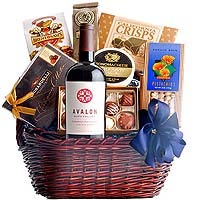 Charming French Wine Gift Hamper