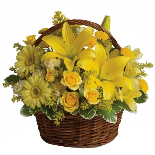 Send Flowers Arrangement to japan