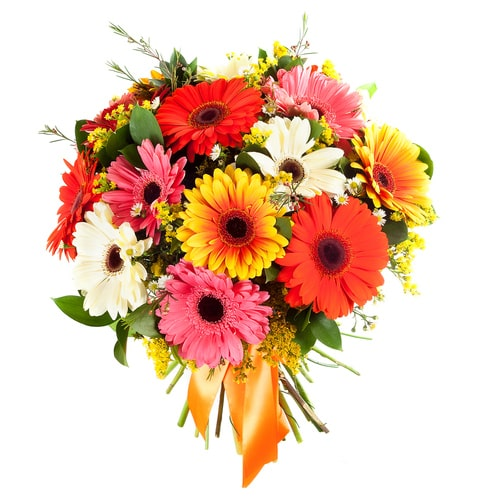 Seasonal Flowers Bouquet to Japan